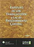 Estatuto de los trabajadores y Ley de procedimiento laboral (Códigos básicos La Ley)