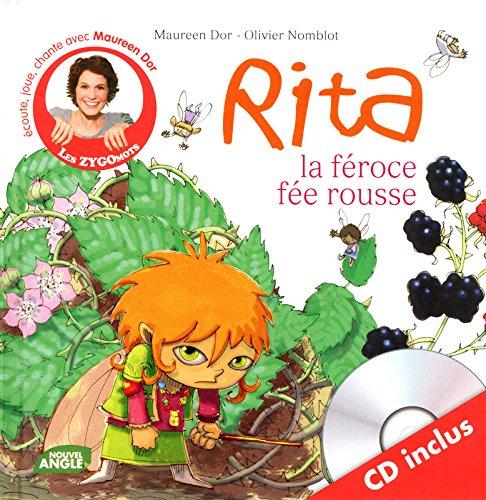 Rita : la féroce fée rousse