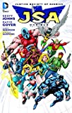 Front cover for the book JSA Omnibus Volume One by Geoff Johns