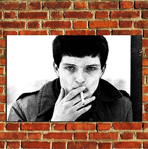 Ian Curtis Joy Division Musik Legenden Poster und gerahmt Prints A4A3A2Größen - 1. A4 POSTER (Kunstdrucke Joy Division)