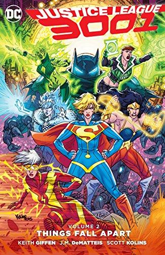 Justice League 3001 TP Vol 2 Cover Image