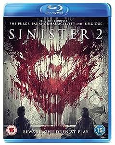 Sinister 2 [Blu-ray] [2015]