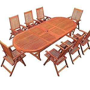 ssitg sitzgruppe sitzgarnitur holz gartengarnitur gartenm bel gartentisch tisch. Black Bedroom Furniture Sets. Home Design Ideas