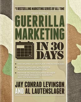 Guerrilla Marketing in 30 Days par [Lautenslager, Al, Levinson, Jay]