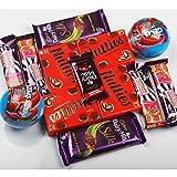 #3: Cadbury Dairy Milk Silk Super Fun, Super Saver Combo [Roast Almond Silk, Gems, Jelly Popping Candy, Nutties]