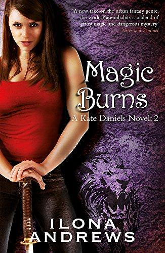 Magic Burns Cover Image