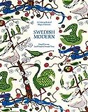 Swedish modern a colouring book of magical interio..