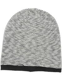 Calvin Klein Women's Slub Knit Reversible Beanie