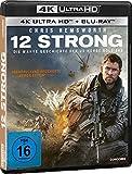 12 Strong - Die wahre Geschichte der US-Horse Soldiers - Blu-ray 4K