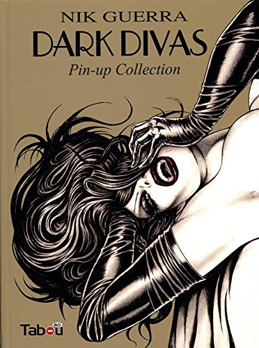 Dark Divas Pin-up Collection : Avec 12 ex-libris