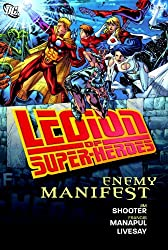 Legion Of Super Heroes Enemy Manifest TP