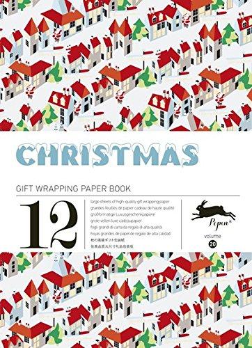 Christmas: Gift & Creative Paper Book Vol. 20 por Pepin Van Roojen