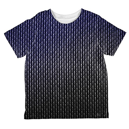 Halloween schwarze Schatten Drachen skaliert Kostüm aller Kleinkind T Shirt Multi 2 t (Drachen Kostüme Für Kleinkinder)