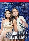 Rossini : Le Barbier de Séville (Glyndebourne). De Niese, Corbelli, Bürger, Stayton, Stamboglis, Kelly, Arden, Mazzola.