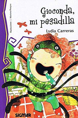 Gioconda, mi pesadilla/Gioconda, my nightmare (Telarana/Spider Web) por Lydia Carreras