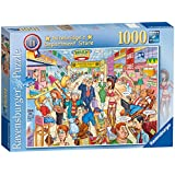 Ravensburger Best of British No. 11 - The Department Store 1000pc Jigsaw Puzzle