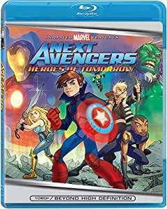 The Next Avengers: Heroes of Tomorrow [Blu-ray] [Import anglais]