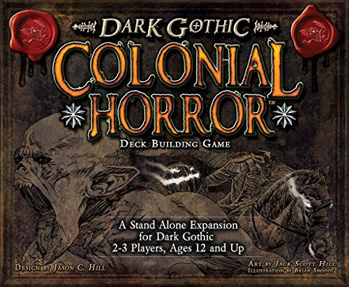 Gothic - Colonial Horror Standalone Expansion ()