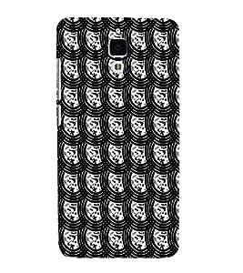 Xiaomi Mi4 Printed Case