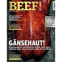 BEEF! - Für Männer mit Geschmack: Ausgabe 6/2017
