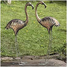 Boltze Flamingo Malaya 2sort H113cm Material: Eisen