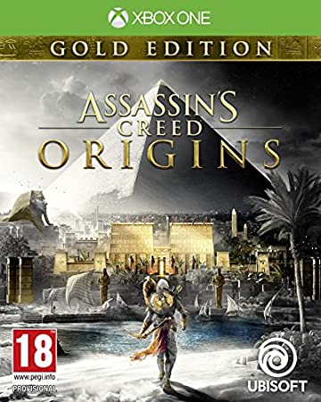 Assassins Creed Origins Gold Edition (Xbox One)