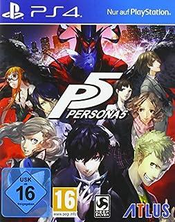 Persona 5 [PS4] (B06XKZVH8Z) | Amazon Products