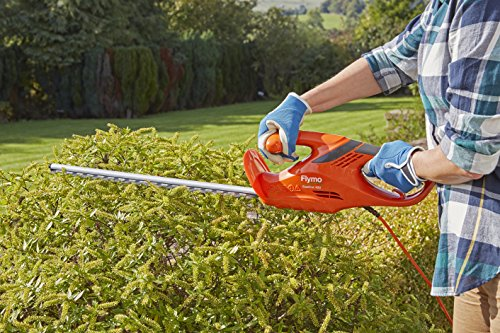 Flymo EasiCut 460 Electric Hedge Trimmer, 450 W, Cutting Blade 45 cm