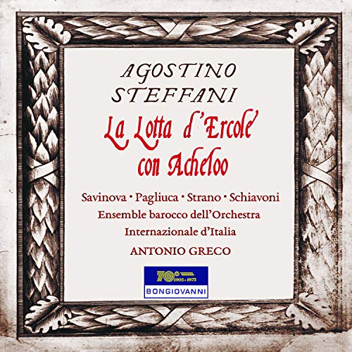 Lotta D'ercole Con Acheloo [Import USA]