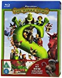 Shrek 1-4 Box Set [Blu-ray]