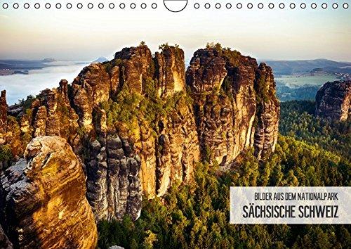 Bilder aus dem Nationalpark Sächsische Schweiz (Wandkalender 2016 DIN A4 quer): Traumlandschaft Nationalpark Sächsische Schweiz (Monatskalender, 14 Seiten) (CALVENDO Orte)