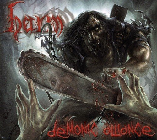Harm: Demonic Alliance (Digi) (Audio CD)