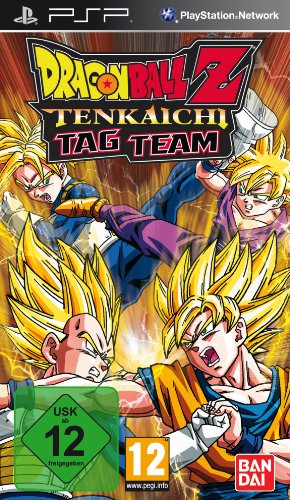 Dragonball Z - Tenkaichi Tag Team (Dragon Psp Ball Z)