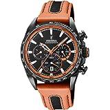 Festina Unisex Adult Chronograph Quartz Watch with Leather Strap F20351/5