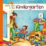 Hanna geht in den Kindergarten