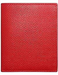 """Geldbörse, """"BASKET III"""", 107390 003, Damen und Herren Geldbörse, Leder, rot"""