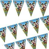 3m Wimpelkette * PAW PATROL * // CONO // als Deko für Mottoparty und Kindergeburtstag