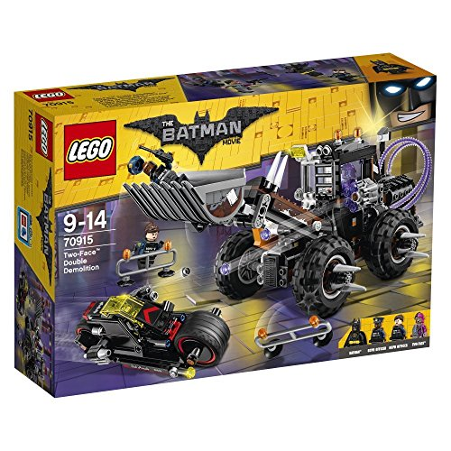 "Preisvergleich Produktbild LEGO Batman 70915 ""Two Face Double Demolition"" Construction Toy"