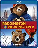 DVD Cover 'Paddington 1 & 2 [Blu-ray]