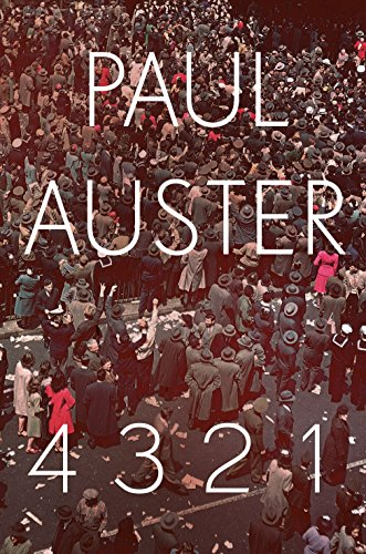 4 3 2 1 por Paul Auster