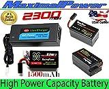 LiPo Battery For PARROT AR.DRONE 2.0 & 1.0 Quadricopter litio-polimero 1500 mAh...