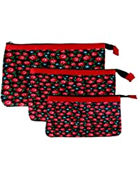 Multi Purpose Pouches And Bag(Set Of 3 L/M/S)Digital Printed - B019F9BOE2