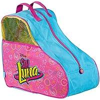 Disney Soy Luna Borsa per pattini 2017 pattinaggio di rosa della ragazza dei bambini rosa