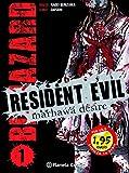 MM Resident Evil nº1 1,95 (Manga Manía)