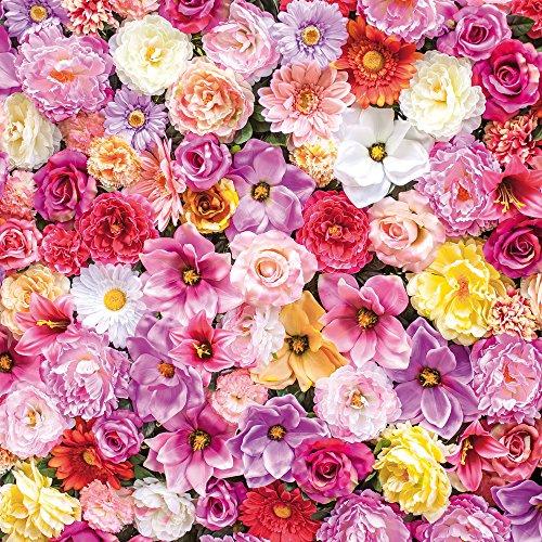 Apple iPhone 5s Housse Étui Protection Coque Mer de fleurs Fleurs Fleurs Sideflip Sac