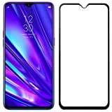 Premium Tempered Glass For Redmi Note 8 Edge to Edge Screen Protection 9H Hardness Full Glue Cover Friendly Anti Scratch (Bla