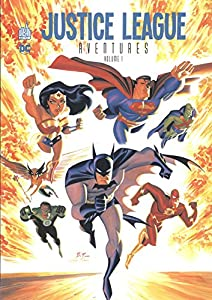 "Afficher ""Justice league aventures n° 1"""