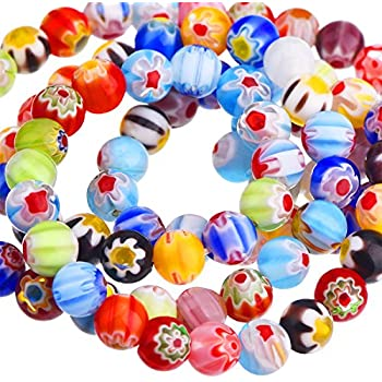 Limited Crystal Mix Easter Beads Crystal Crackled-CHOOSE SIZE Jewelry Supplies