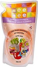 Mee Mee Anti Bacterial Baby Liquid Cleanser (500ml)