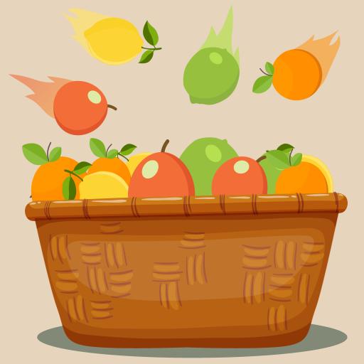 Citrus Blast (Citrus Cube Blast: Fruit Collecting Game)